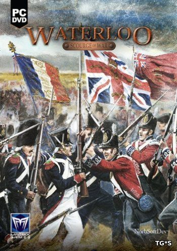 Scourge of War: Waterloo (2015) PC | Лицензия