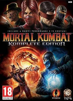 Mortal Kombat (2013) PC | RePack от R.G. Механики