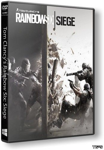Tom Clancy's Rainbow Six: Siege [Update 18] (2015) PC | RePack от =nemos=