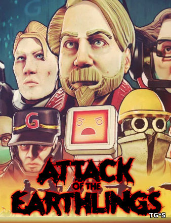 Attack of the Earthlings [v1.0.4] (2018) PC | Repack от Other s