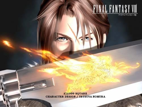 Final Fantasy 8 (2000)