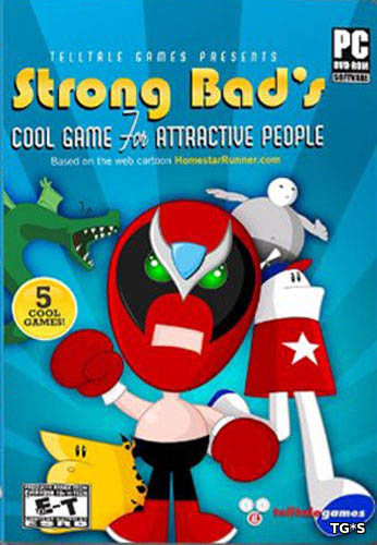 Strong Bad's Cool Game For Attractive People [GoG] [2008|Eng]