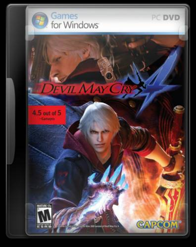 Devil May Cry 4 (2008) PC | Repack
