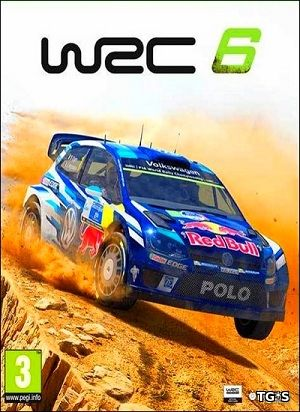 WRC 6 FIA World Rally Championship (ENG/MULTI6) [Repack]