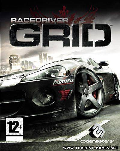 Race Driver: GRiD (2008/PC/Repack/Rus)