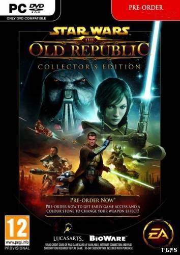 Star Wars: The Old Republic [Update 2.2 2013] (2011/PC/Eng) by tg