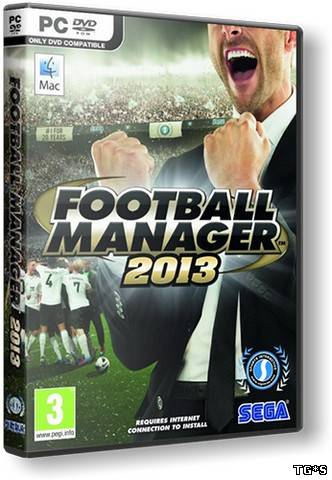 Football Manager 2013 [Origin-Rip] (2012/PC/Eng)