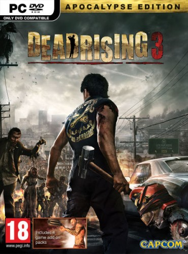 Dead Rising 3 Apocalypse Edition [Steam-Rip] [Update 1] (2014/PC/Rus) by R.G. Игроманы
