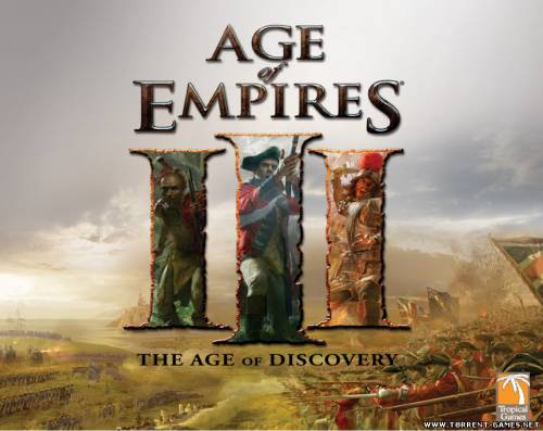 Age of Empires III+The Warchiefs+The Asian Dynasties+NoCD