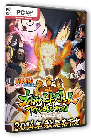 Naruto Shippuden: Ultimate Ninja Storm Revolution (2014/PC/RePack/Rus) by R.G. Element Arts