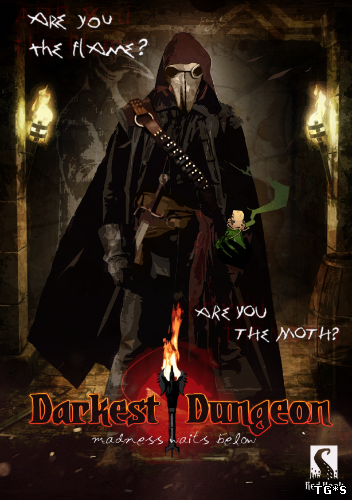 Darkest Dungeon [Build 14620] (2016) PC | Лицензия