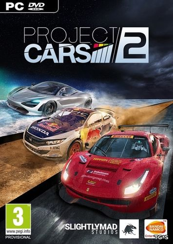 Project CARS 2: Deluxe Edition [v 1.3.0.0 Hotfix] (2017) PC | RePack by xatab
