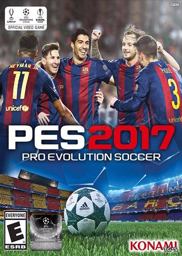 Pro Evolution Soccer 2017 (Konami Digital Entertainment) (RUS|ENG) [RePack] от SEYTER