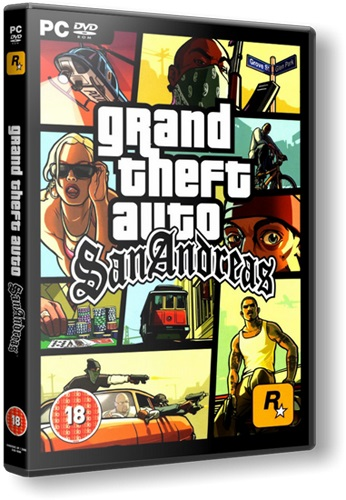 GTA / Grand Theft Auto: San Andreas - Zombie Apocalypse (2005-2014) PC | RePack