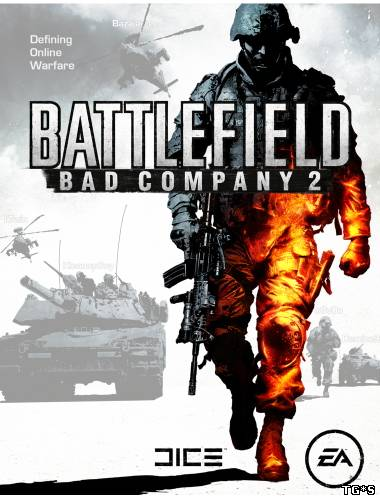 Battlefield Bad Company 2 (Mac OS X) (Cider)