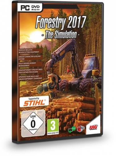 Forestry 2017 - The Simulation (2016) PC | Лицензия