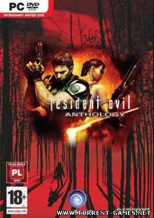Resident Evil 1,2,3,4,5 Антология (2009/PC/RUS)