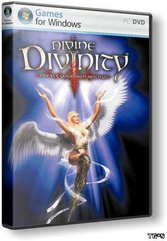Divine Divinity: Рождение легенды [v1.0.0.62а] (2002) PC | Лицензия