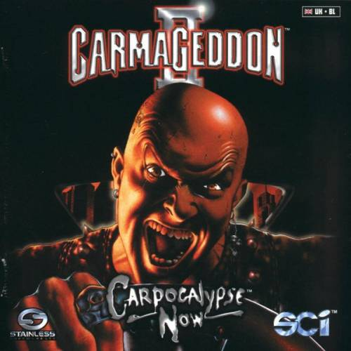 Carmageddon 2: Carpocalypse Now (1998/PC/Rus)