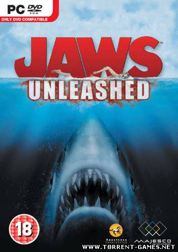 Jaws Unleashed (2006) PC | RePack от R.G. Origami