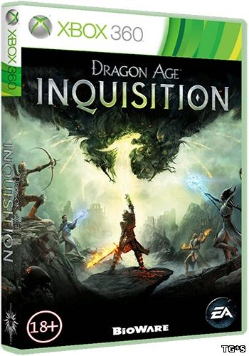 [JTAG/FULL] Dragon Age: Inquisition [JtagRip/RUS] [Repack]