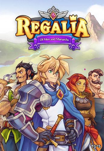 Regalia: Of Men and Monarchs (ENG/MULTI3) [Repack] от FitGirl