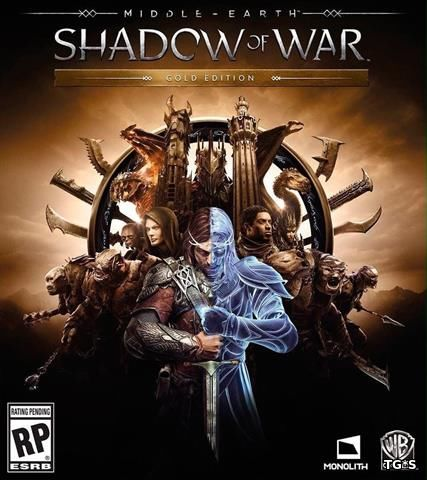 Middle-earth: Shadow of War - Gold Edition (2017) PC | Steam-Rip