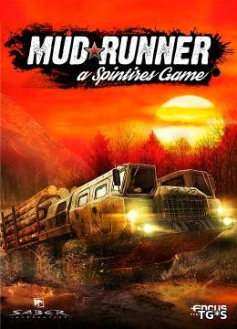 Spintires: MudRunner [Update 8 + 2 DLC] (2017) PC | Лицензия