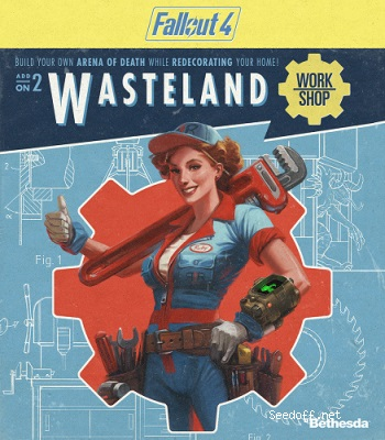 Fallout 4: Wasteland Workshop (2016) [RUS/MULTI)] [DLC] CODEX