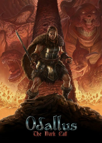 Odallus: The Dark Call (2015) PC | Лицензия