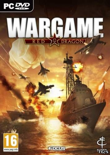 Wargame: Red Dragon - Double Nation Pack REDS (2014) PC | Лицензия