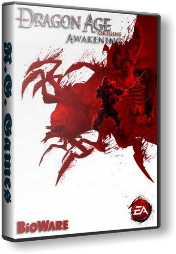 Dragon Age: Origins & Awakening [v.1.05 +DLC] (2009/PC/RePack/Rus) by R.G. Games