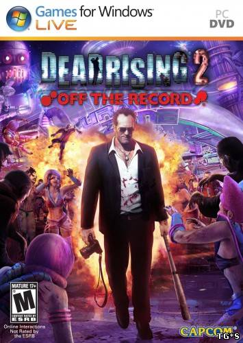 Dead Rising 2 Off The Record (v1.00 MULTi) NoDVD