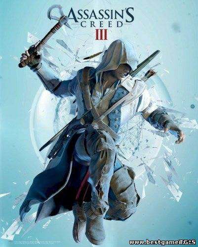 Assassin's Creed III/3 (2012) [Ru/Multi] (1.05/dlc) License [Ultimate Edition]