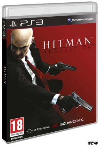 Hitman: Absolution [FULL] [ENG] (2012) PS3 by tg