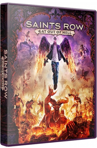 Saints Row: Gat out of Hell (2015) [RUS(MULTI)/ENG][Repack] от xatab