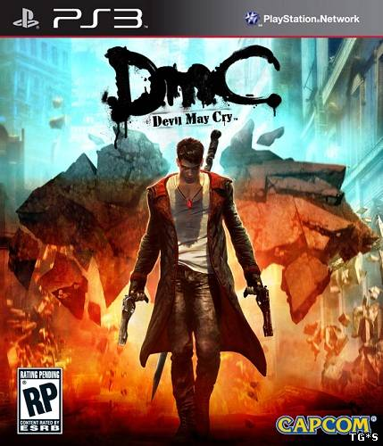 DmC: Devil May Cry [EUR/RUS] (2013) PS3 by tg