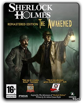 Sherlock Holmes: The Awakened - Remastered Edition (2008) PC | RePack от qoob