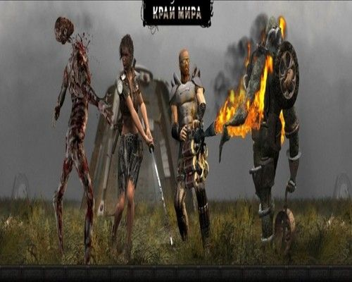 Krai Mira [Early Access] (2016) PC | Repack