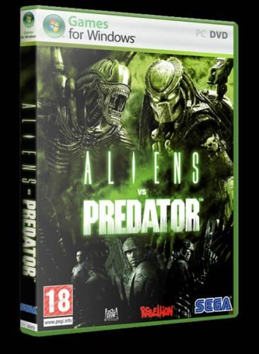 Aliens Predator скачать кряк - картинка 2