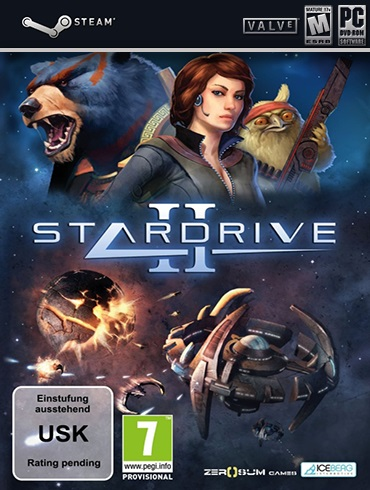 StarDrive 2: Digital Deluxe [v 1.3 + 1 DLC] (2015) PC | RePack от SpaceX