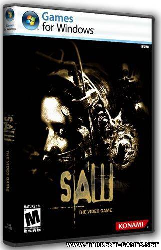 Saw: The Video Game / [2009 / Русский]+озвучка