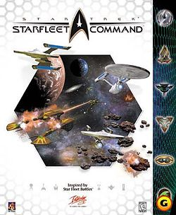 Star Trek: Starfleet Command. Gold Edition [GoG] [2000|Eng|Multi2]