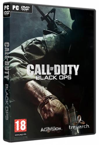 Call of Duty: Black Ops [Мультиплеер] [REPZOPS] (2010) PC | Rip от Canek77