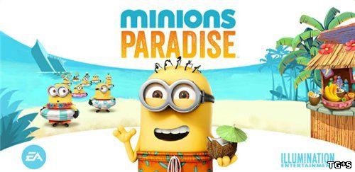 Minions Paradise [v4.6.2107 + Mod] (2015) Android