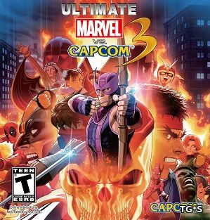 Ultimate Marvel vs. Capcom 3 [ENG] (2017) PC | Лицензия