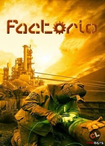 Factorio [v 0.13.9] (2016) PC | Лицензия