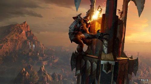 Middle-Earth Shadow of War новые подробности о игре от разработчика Bob Roberts