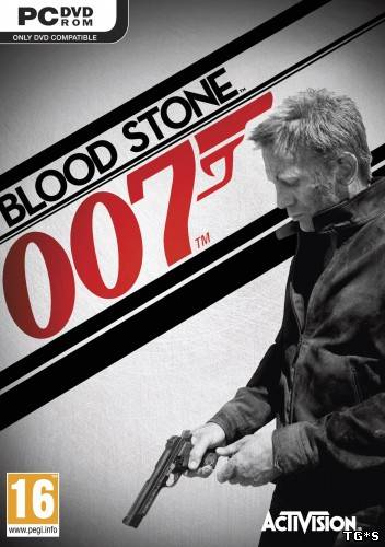 James Bond 007: Blood Stone (2010/PC/Repack/Rus) by R.G.Packers