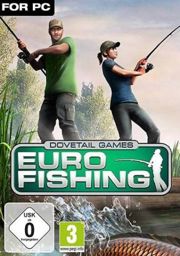 Euro Fishing (Dovetail Games - Fishing) (ENG/MULTi3) [RePack] от NemreT